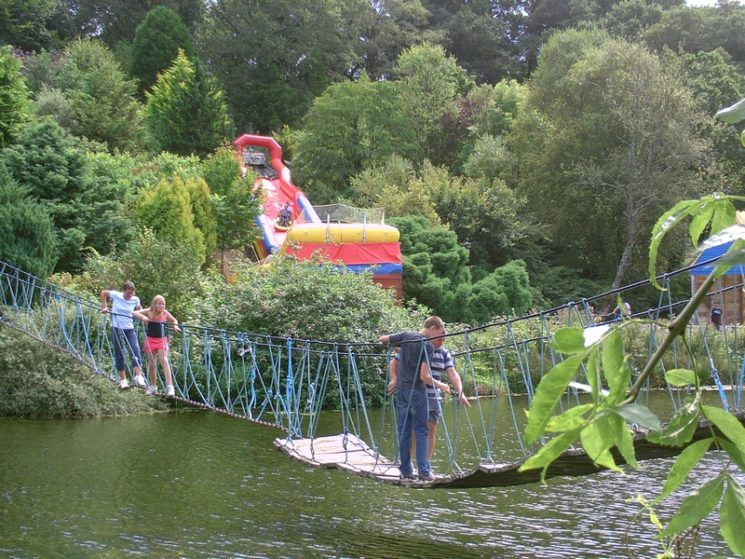Odet Loisirs, parc d'attractions