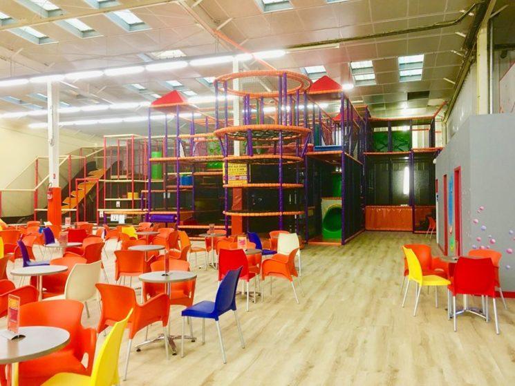 Ty Circus Brest, parc de loisirs couvert