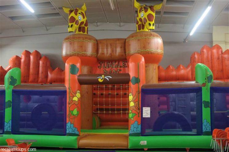 Ty Circus, parc de loisirs couvert à Brest