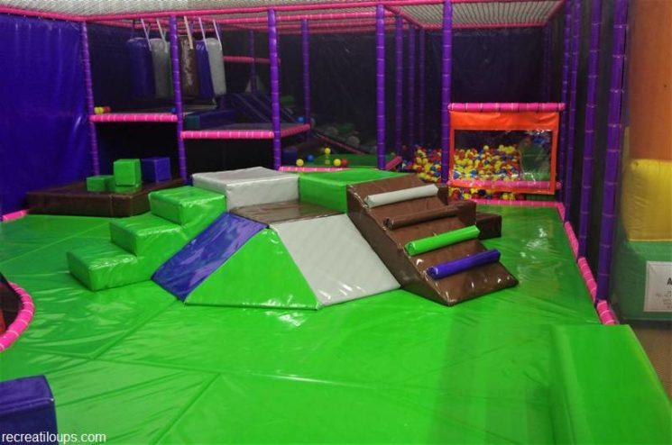 Espace petite enfance à Ty Circus