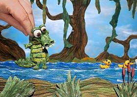 Le crocodile ne me fait pas peur