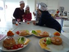 Atelier de cuisine enfants
