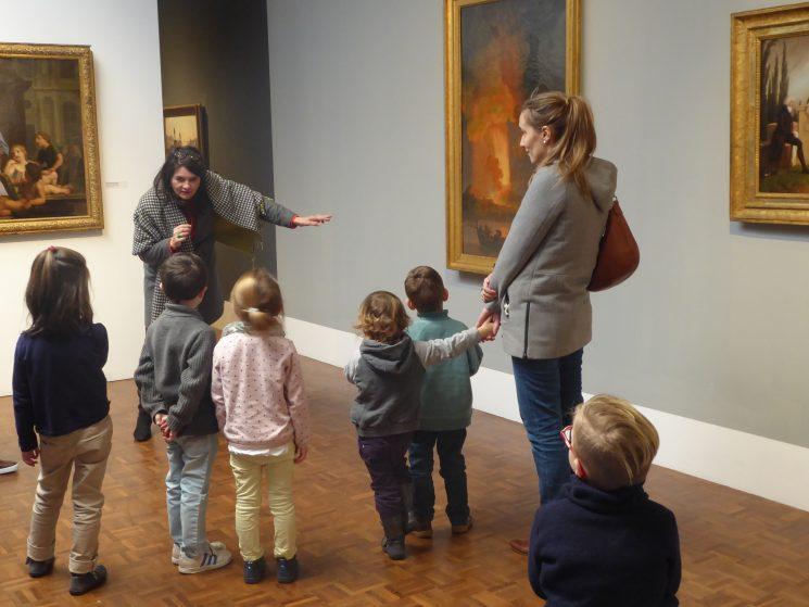 Un Musée qui se découvre en famille toute l'année