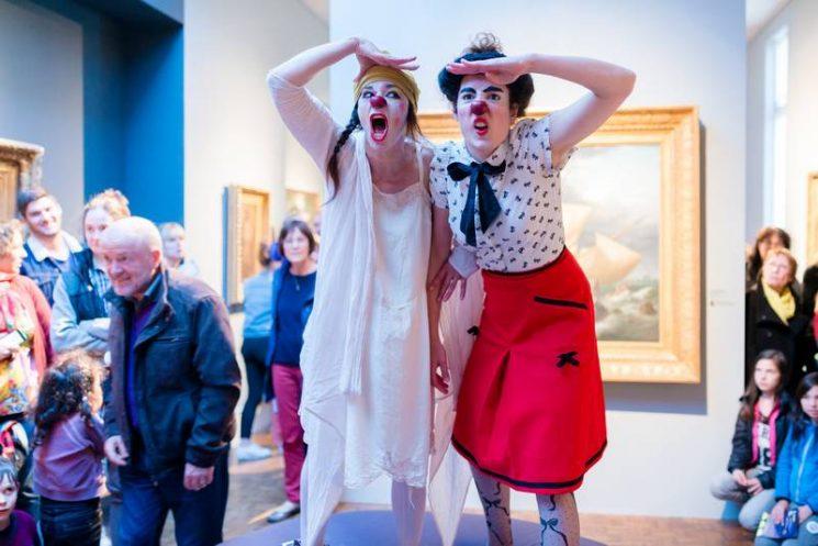 Des événements ponctuels au Musée