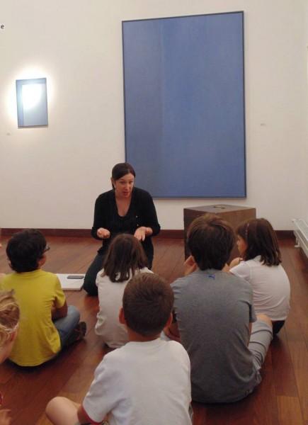 Atelier enfants au Musée
