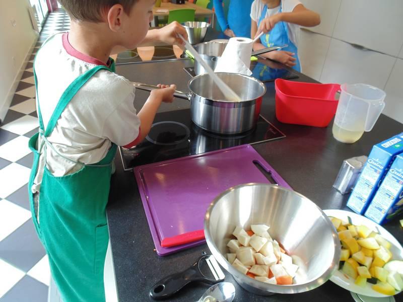 Atelier de cuisine pour les enfants r cr atiloups - Atelier cuisine pour enfants ...