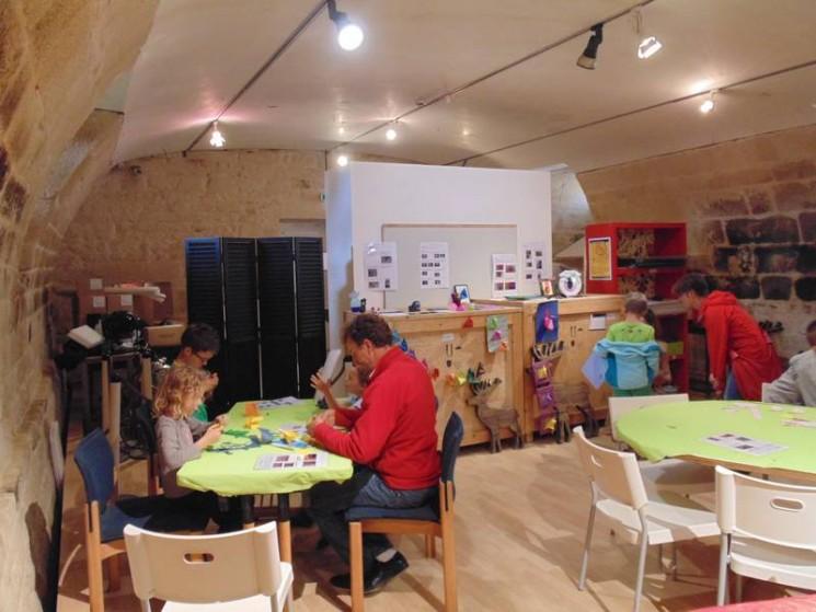 Atelier familles au Château