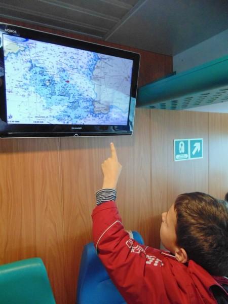 Le plan de navigation