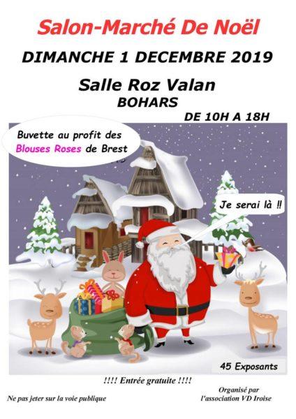 Marché de Noël à Bohars