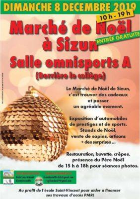 Marché de Noël à Sizun