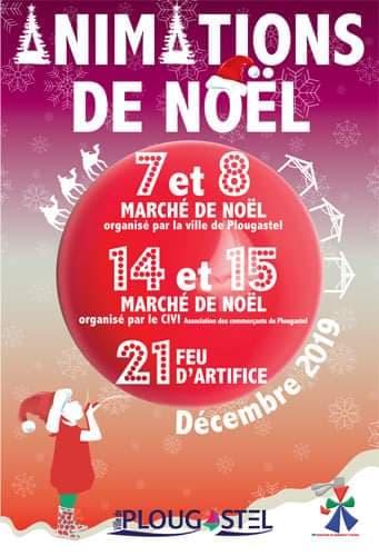 Noël à Plougastel