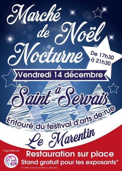 Marché de Noël de St-Servais