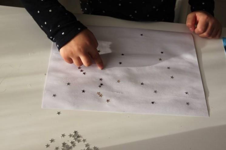 Collage étoiles