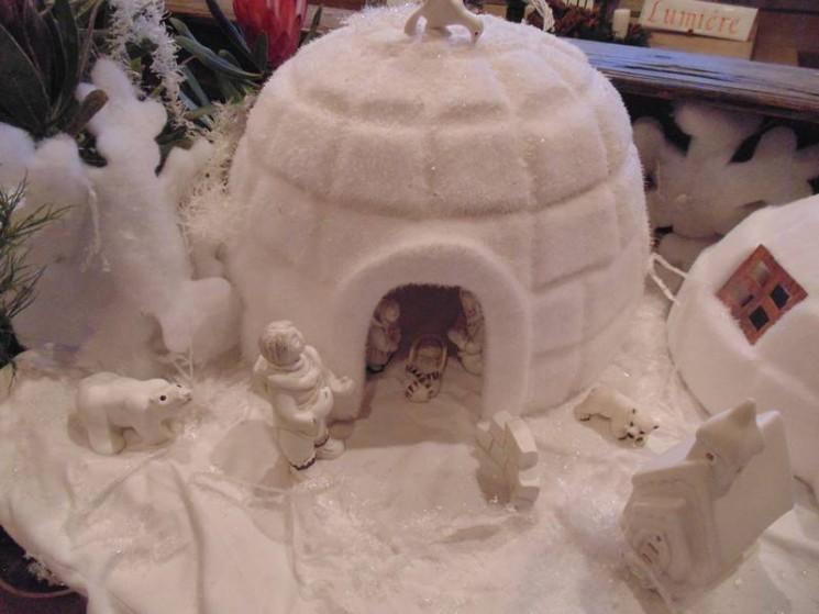Crèches de Noël, Plouvien   Récréatiloups Finistère !