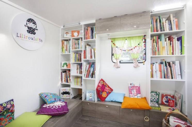 Librairie jeunesse itinérante