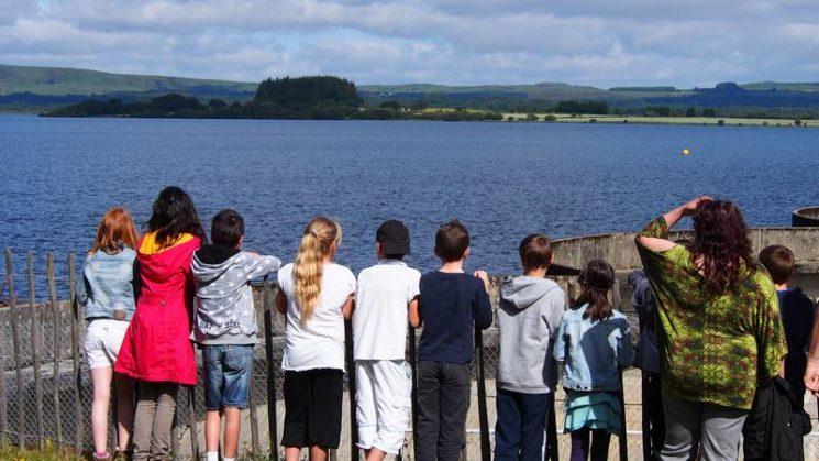 Le Lac Saint Michel