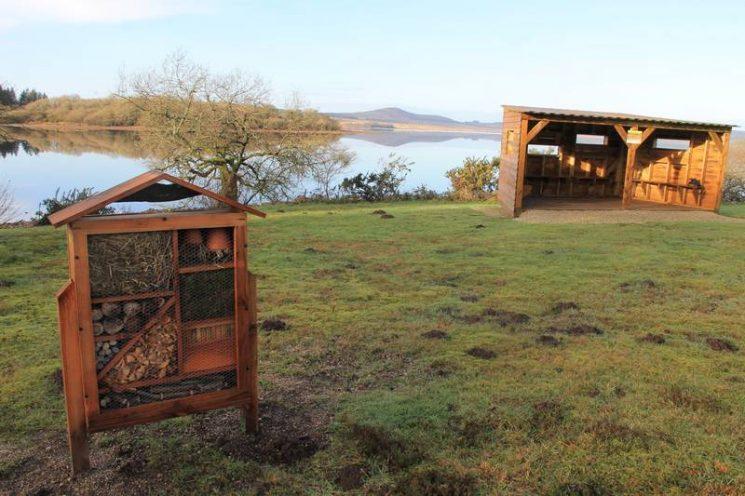 Observatoire à oiseaux et sentier d'interprétation