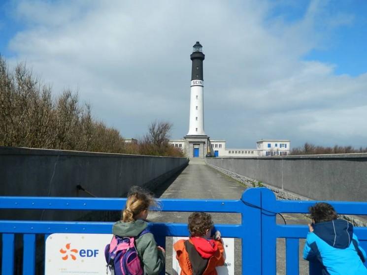 Le phare de l'Ile de Sein