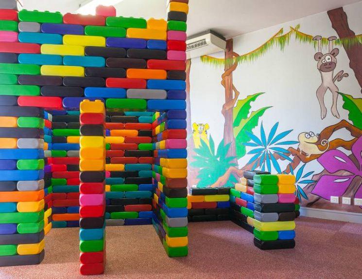 Salle de Maxi Lego à Ty Circus