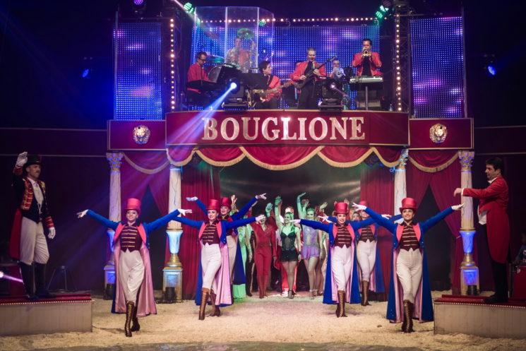 Le Cirque d'Hiver Bouglione on Tour