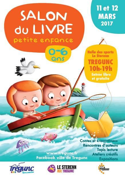 Salon Du Livre Petite Enfance Recreatiloups Finistere