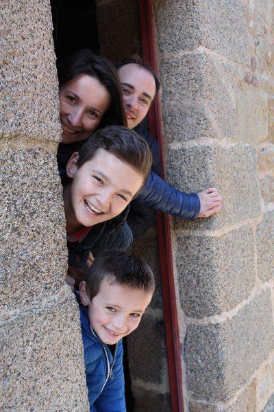 Escapade en famille