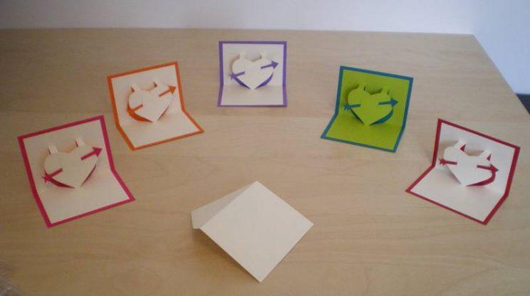 Des ateliers kirigami pour les enfants