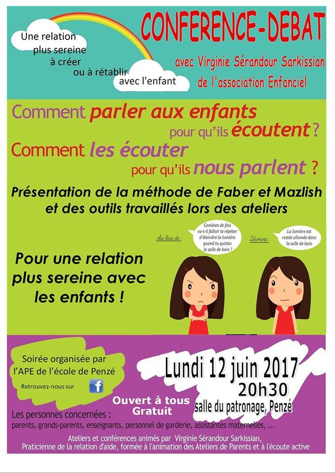Conférence-débat parentalité - Récréatiloups Finistère ! 4a02f836fda