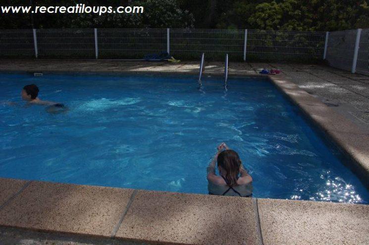 Une eau à 30° ce jour-là