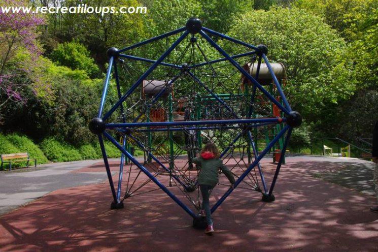 Le Stang-Alar, aire de jeux