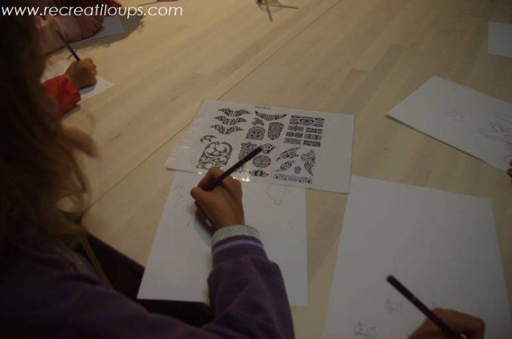 Atelier Tatoués, choix du tatouage