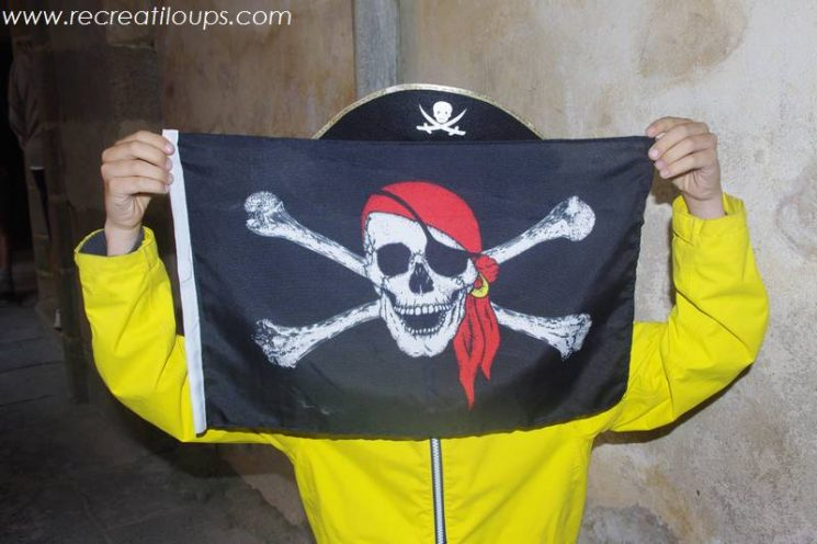 Pirates en vue ...