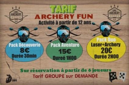 Archery Fun à Saint-Renan