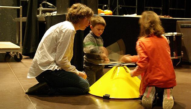 Citizen Kids, atelier d'éveil musical original