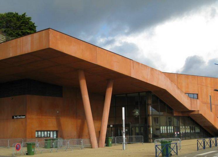 La Carène, salle des musiques actuelles à Brest