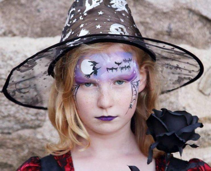 Maquillage artistique en toutes occasions