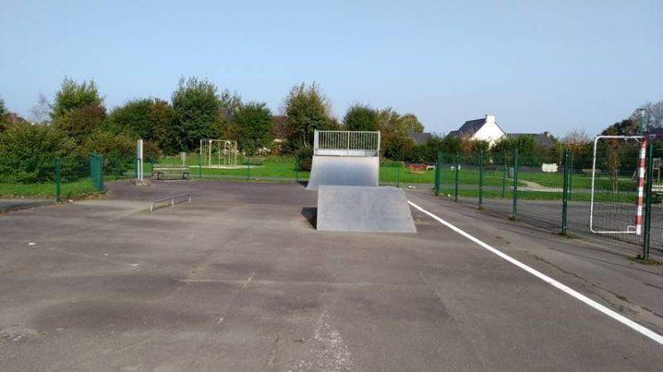 Skate Parc, Le Tréhou