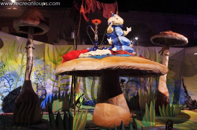 Bienvenue dans l'univers d'Alice