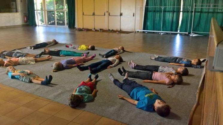 Des ateliers théâtre pour les enfants