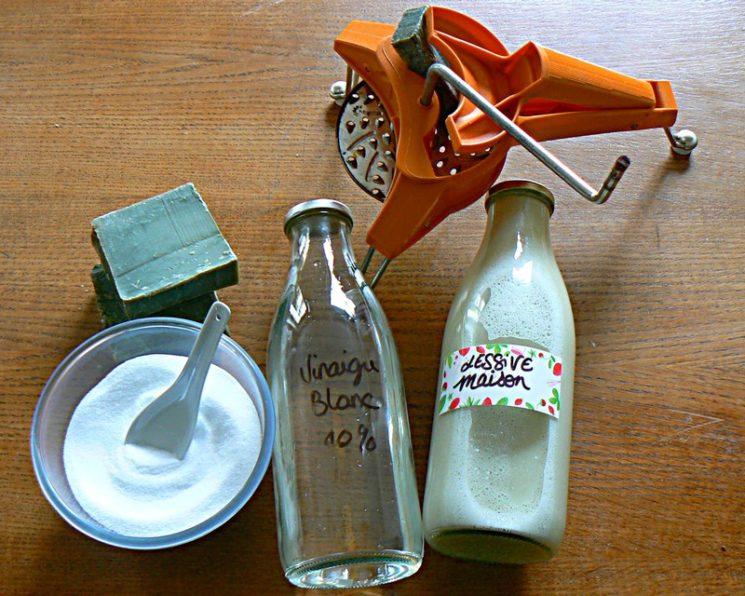 Atelier produits ménagers