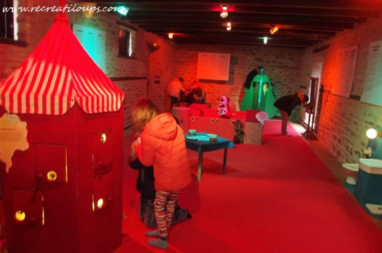 Les Nouveaux Nez, l'expo des tout-petits