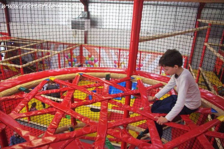 La tour du singe à Ty Circus