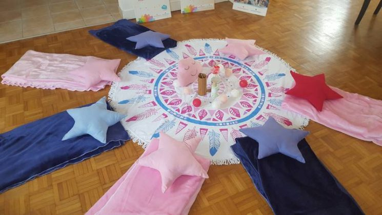 Des ateliers bien-être pour les enfants