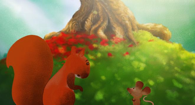 L'arbre à grosse voix
