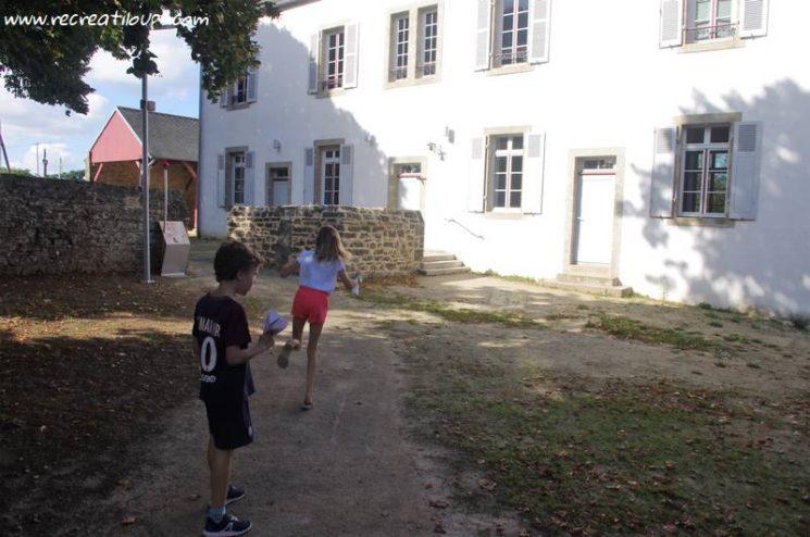 Jeux de cour