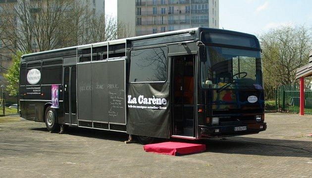 Le Cool Bus Tour