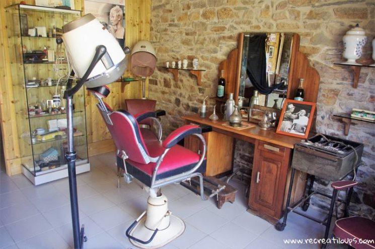 Le coiffeur