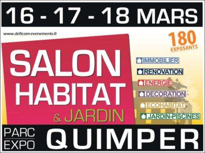 Salon Habitat et Jardin à Quimper - Récréatiloups Finistère !