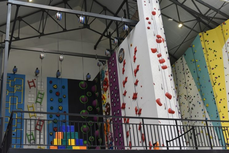 Zone de Fun Climbing