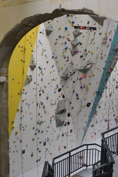 Clim Up à Brest